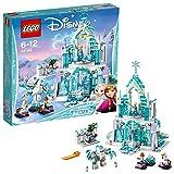 Lego 41148Salta sulla slitta di Anna Disney al Castello di ghiaccio e quindi aiuta Elsa a usare i suoi poteri per aprire le porte e rivelare il ponte scorrevole per un ingresso in grande pompa nel castello. Bevi il tè e mangia una fetta di to...