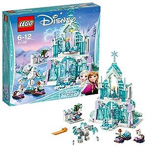 LEGO- Frozen Magico Castello di Ghiaccio di Elsa Giocattolo, Multicolore, 41148 LEGO Disney LEGO