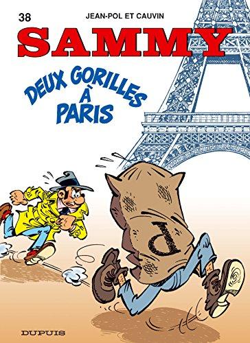 Sammy, tome 38 : Deux gorilles à Paris