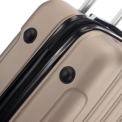BEIBYE-TSA-Schlo-Zwillingsrollen-2050-Hartschale-Trolley-Koffer-Reisekoffer-in-M-L-XL-Set-in-12-Farben