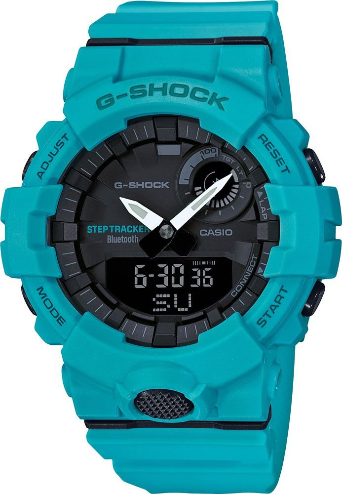 Casio-GBA-800-2A2ER-horloge-heren-blauw-kunststof