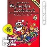Peter Burschs Weihnachtsliederbuch (+CD) inkl. Plektrum - Die schönsten und populärsten Weihnachtslieder von STILLE NACH
