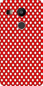 Shengshou Printed Mobile Cover For LG Nexus 5X