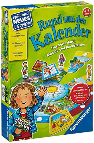 Ravensburger 25057 - Rund um den Kalender