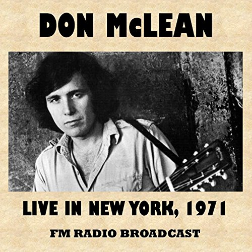 Live in New York 1971 (FM Radi...