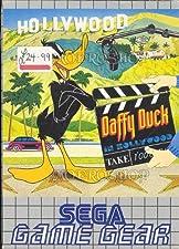 Daffy duck in Hollywood sticker - Game gear - PAL