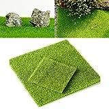 Césped artificial Artesanía Decoración planta de la flor de la hierba del jardín ornamento de la...