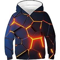 Goodstoworld 3D Sweat-Shirt à Capuche Enfants Garçon Filles Hoodie Drôle Manches Longues Pullover Sweat-Shirts avec…