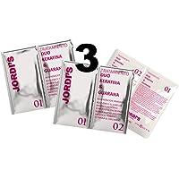 Pack 3 ud. Trattamento professionale alla cheratina per parrucchieri ultra nutriente, anticrespo e lucentezza intensiva…