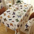 PowerLead Dining Group Shimmer Fabric Tablecloth - cheap UK light shop.