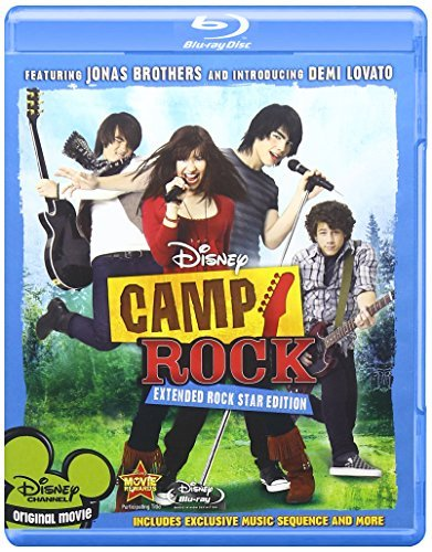 Camp Rock (Extended Rock Star Edition) [Blu-ray] by Demi Lovato