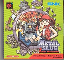 Metal slug 2nd Mission - NeoGeo Pocket Color - JAP NEW