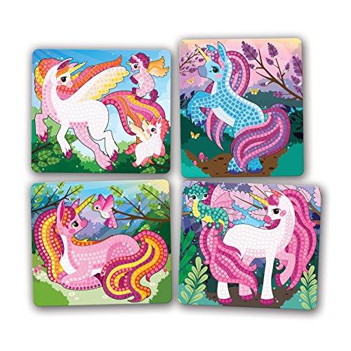 The Orb Factory Sticky Mosaics Unicorn Magic