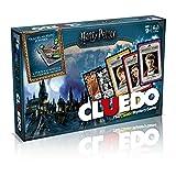 Winning Moves 029728 Cluedo Harry Potter, Versione Inglese