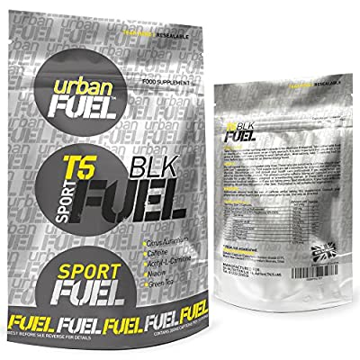 T5 BLK Fat Burners by Urban Fuel | Strong T5 Diet Pills Weight Loss | Strongest T5 Black Fat Burner 2700mg Per Serving from SS Nutrition Ltd