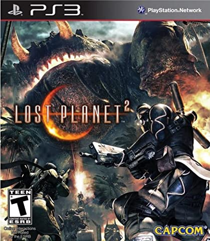 Lost Planet 2 [DVD-AUDIO]