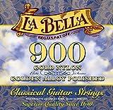 La Bella 653878.0 - Cuerdas para guitarras clásicas