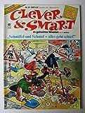 CLEVER & SMART - Comic-Album, 1. Auflage 91, (1988) Schnüffel und Schnief-alles geht schief !