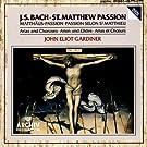Bach : St Matthew Passion (Highlights)