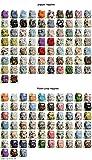 LittleBloom, Reusable Pocket Cloth Nappy, Fastener: Popper and Hook-Loop, Various Patterns, Dispatch Randomly