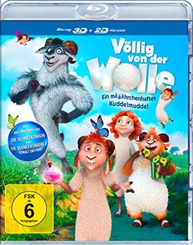 (Völlig von der Wolle - Ein määährchenhaftes Kuddelmuddel  (inkl. 2D-Fassung) [3D Blu-ray])