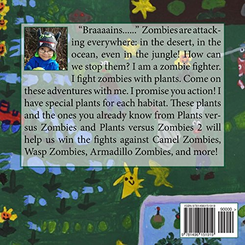 Plants versus Zombies Habitats: An Imaginative Creation of an Obsessed Fan