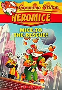 Geronimo Stilton Heromice: Mice of The Rescue - 1