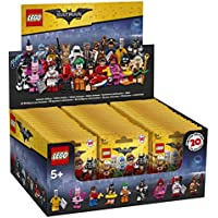 LEGO – 71017 – Lego Minifigur Vampir aus Sammelfiguren – Serie The Lego Batman Movie