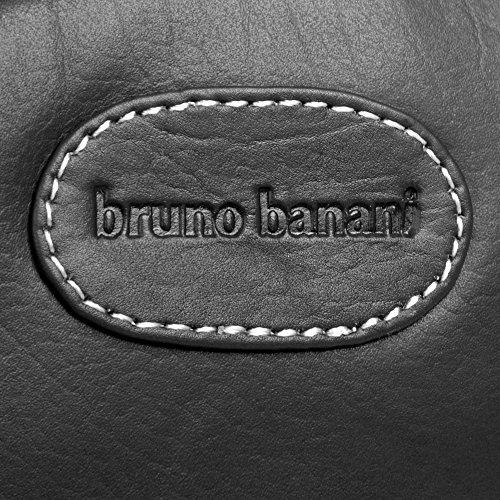 Bruno Banani Kosmetiktasche Damen Rot schwarz