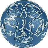 adidas Finale Juve MIN, Pallone da Calcio Uomo, Unity Blue/Aero Blue s18, 1
