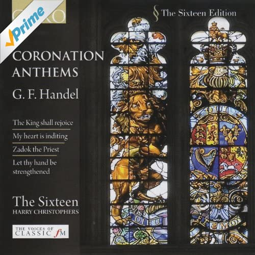 Coronation Anthem - The King Shall Rejoice, HWV260: Exceeding glad shall he be
