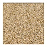 Kieskönig 25 kg Marmor Fugensplitt 1-3 mm für dekorative farbige Pflaster- oder Plattenfugen Gelb