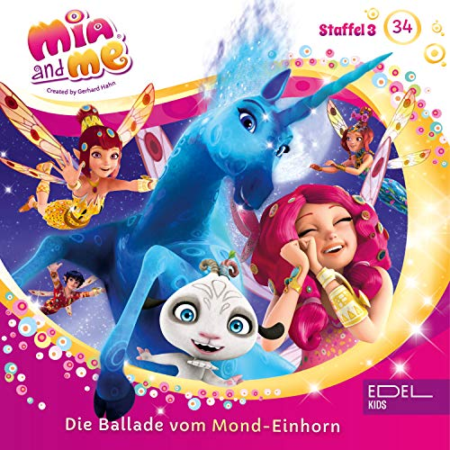 Folge 34: Die Ballade Vom Mond-Einhorn / Der Herzblatt-Baum (Das Original-Hörspiel zur TV-Serie) -
