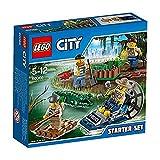 LEGO City 60066 - Sumpfpolizei Starter-Set