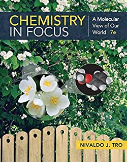 Chemistry in Focus: A Molecular View of Our World (1337399698) | Amazon price tracker / tracking, Amazon price history charts, Amazon price watches, Amazon price drop alerts