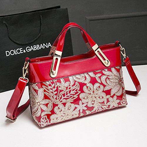 TSLX Schulter Messenger Bag Neue Mode Handtaschen gules