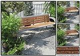 Panchina da giardino topper by Apetroae Stefan