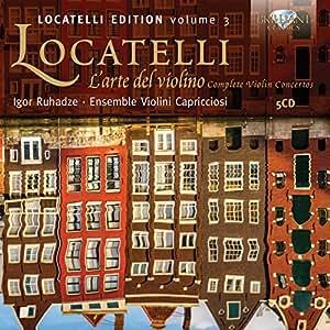 L'arte Del Violino Vol.3-Edition