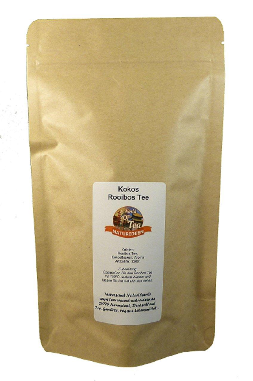 Kokos-Rooibos-Tee-Naturideen-100g