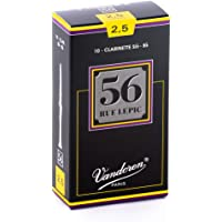 Vandoren Rue Lepic Bb Clarinet Reeds - Box of 10 - Strength 2.5