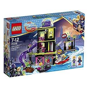 """LEGO UK 41238 """"Lena Luthor Krypto mite Factory"""" Construction Toy"""