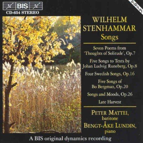 Stenhammar;Songs