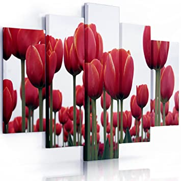 Feeby Frames, Quadro multipannello di 5 pannelli, Quadro su tela ...