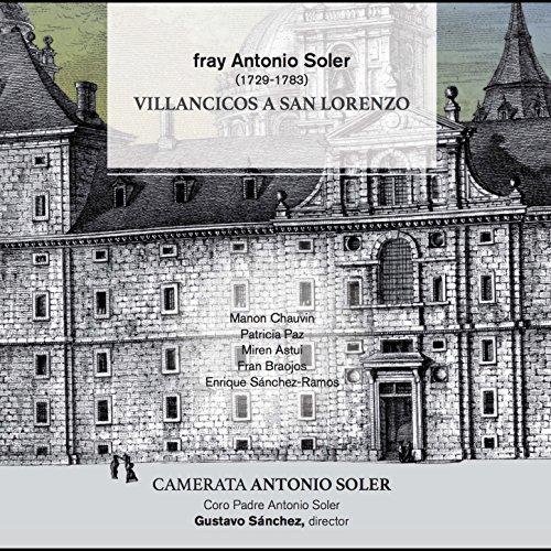 Fray Antonio Soler: Villancico...