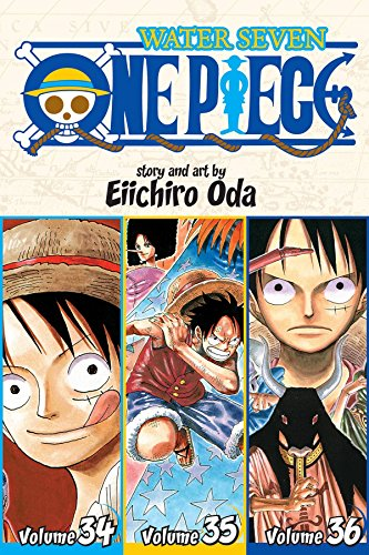 One Piece (3-in-1 Edition) Volume 12 (One Piece (Omnibus Edition), Band 12)