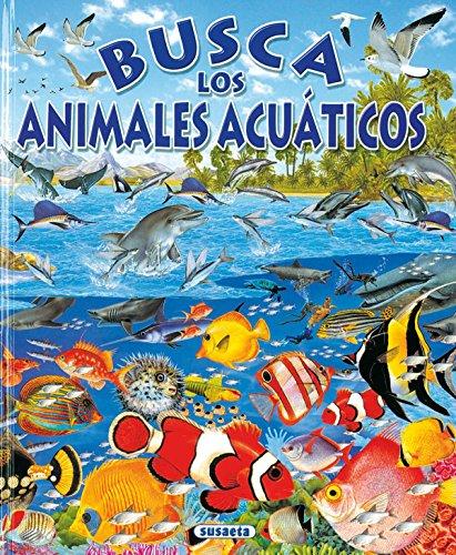 Busca Animales Acuaticos por Equipo Susaeta
