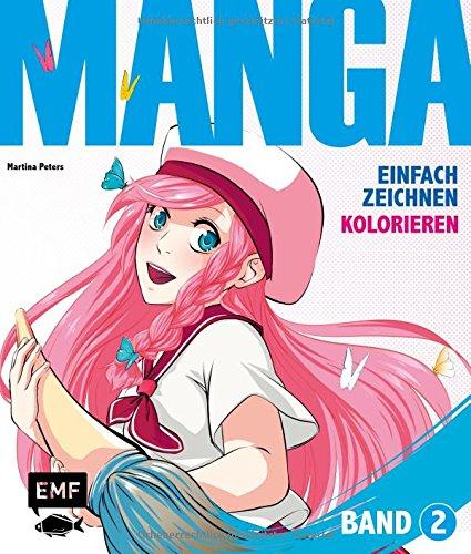 Manga Einfach zeichnen Band 2 - Kolorieren