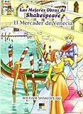 Libros Descargar en linea Mercader De Venecia Mejores Obras De Shakespeare Shakespeare Para Ninos (PDF y EPUB) Espanol Gratis