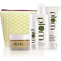 Plum Unisex Green Tea Face Care Kit | For Oily, Acne Prone Skin | Green Tea Extracts | Clear, Oil-Free Skin | 100% Vegan…