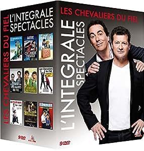 Les Chevaliers du Fiel - L'intégrale spectacles